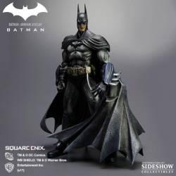 Batman Arkham Asylum Play Arts Kai Action Figure Batman 23 cm