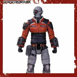 Batman Arkham Origins Series 2 Action Figure Deadshot 17 cm