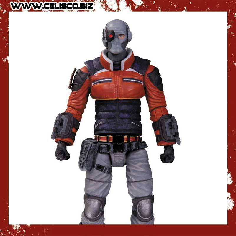 Batman arkham origins deadshot figure