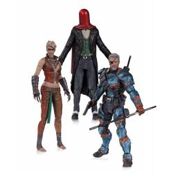 Batman Arkham Origins Action Figure 3-Pack 17 cm