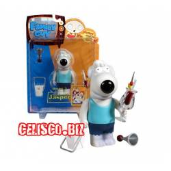 Family Guy Series 3 Action Figure - Tube Top Peter