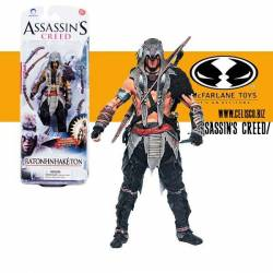 Assassin's Creed Series 1 Ratonhnhake:ton Action Figure [US IMPORT]