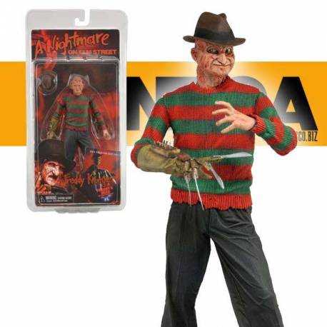 Nightmare on Elm Street Series 4 Action Figure Powerglove Freddy 18 cm