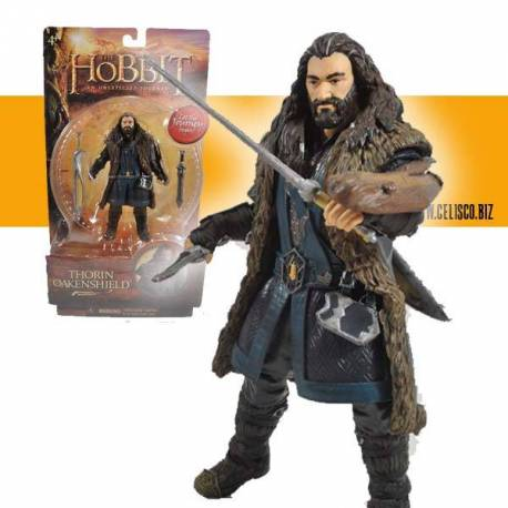The Hobbit 6 Inch Collector AF Thorin Oakenshield 16 cm
