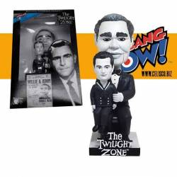 The Twilight Zone Willie and Jerry Bobble Head