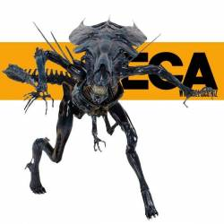 Aliens Ultra Deluxe Action Figure Xenomorph Queen 38 cm