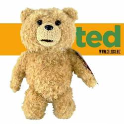 Ted Talking Plush Figure 20 cm