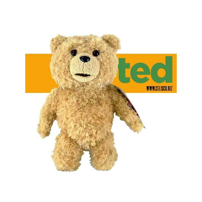 Toys For Ted : Commonwealth toys ted talking plush figure cm