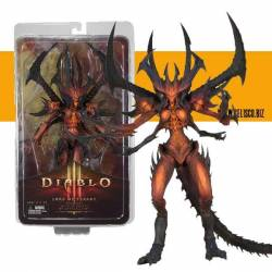 Diablo 3: Diablo Lord of Terror 9 inch Deluxe AF