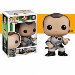 Ghostbusters Dr. Peter Venkman Pop! Vinyl Figure