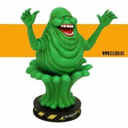 Ghostbusters Shakems Motion Statue Slimer 17 cm