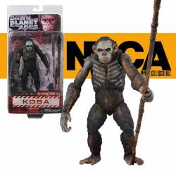 Dawn of the Planet of the Apes Action Figures 18 cm Series 1 - Koba
