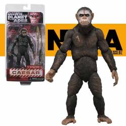 Dawn of the Planet of the Apes Action Figures 18 cm Series 1 - Caesar
