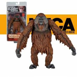 Dawn of the Planet of the Apes Action Figures 18 cm Series 1 - Maurice