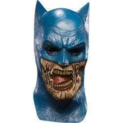 DC Comics Latex Mask Blackest Night Batman Zombie