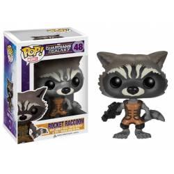 Guardians of the Galaxy POP! Vinyl Figure Rocket Raccoon 10 cm