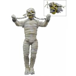 Iron Maiden Retro Action Figure Mummy Eddie 20 cm
