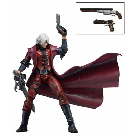 Devil May Cry Action Figure Ultimate Dante 18 cm