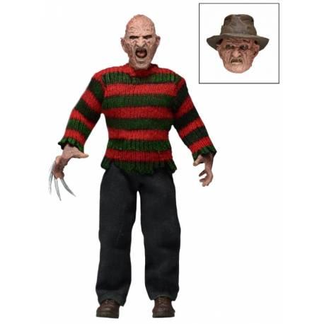 A Nightmare on Elm Street 2 Retro Action Figure Freddy Krueger 20 cm