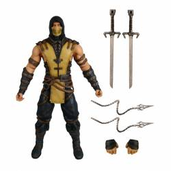 Mortal Kombat: Scorpion Action Figure