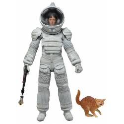 "Alien 7"" Figure Series 04 - Ripley In Nostromo Spacesuit 18 cm"