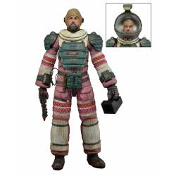 "Alien 7"" Figure Series 04 - Dallas In Nostromo Spacesuit 18 cm"