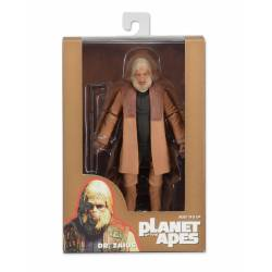 Planet of the Apes Action Figures 18 cm Classic Series 2 Dr. Zaius