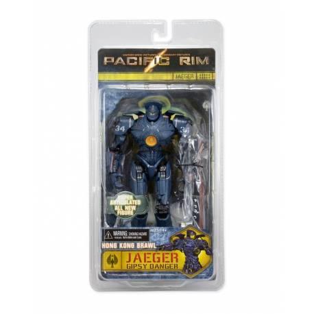 Pacific Rim Ultra Deluxe Action Figures 18 cm Series 4 Jaeger - Gipsy Danger 2.0