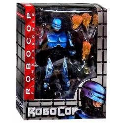 RoboCop vs. The Terminator Action Figures 18 cm Series 2 RoboCop - Flamethrower RoboCop