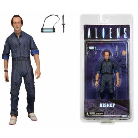 Aliens Action Figures 18 cm Series 3 Bishop (Aliens)