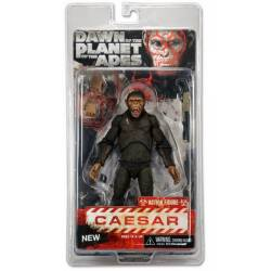 Dawn of the Planet of the Apes Action Figures 18 cm Series 2 Caesar with Shotgun