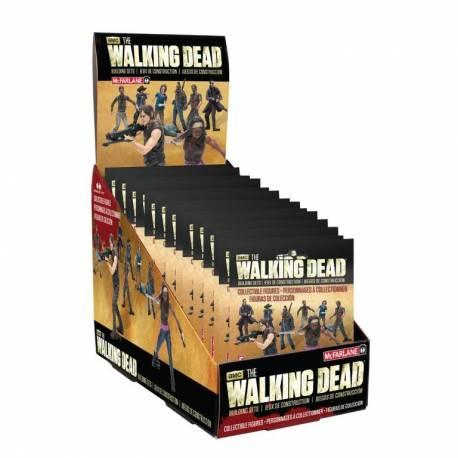 The Walking Dead TV series: Building Sets - Blind Bag Figure series 1