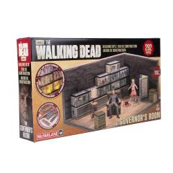 The Walking Dead TV series: Building Sets - Governor & Fish Tank Room