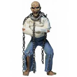Iron Maiden Retro Action Figure Eddie Piece Of Mind 20 cm