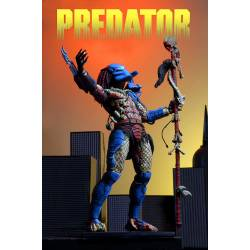 Predator Action Figure 25th Anniversary Dark Horse Comic Book Predator 20 cm