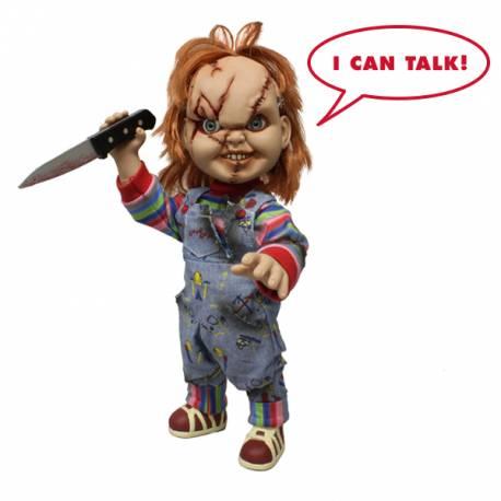 Talking Mega Scale 15 inch Chucky Mezco Toyz