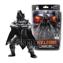 Killzone Series 1 Action Figure Helghast Sniper 17 cm