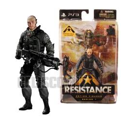 Resistance Video Game Action Figure Series 1: Nathan Hale 12 cm