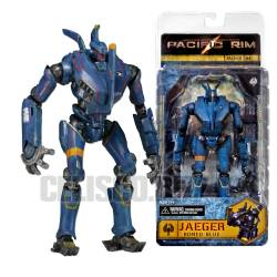 Pacific Rim Ultra Deluxe Action Figures 18 cm Series 5 Romeo Blue