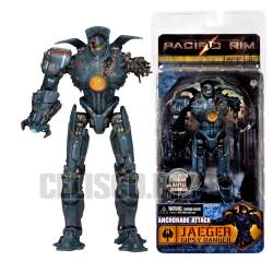 NECA Pacific Rim Ultra Deluxe Action Figures 18 cm Series 5 Anchorage Attack Gipsy