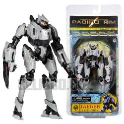 Pacific Rim Ultra Deluxe Action Figures 18 cm Series 4 Jaeger - Tacit Ronin