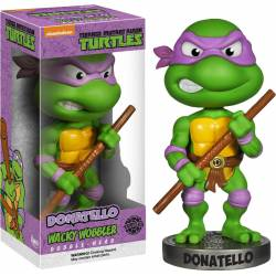 Teenage Mutant Ninja Turtles Wacky Wobbler Bobble-Head Donatello 15 cm Funko