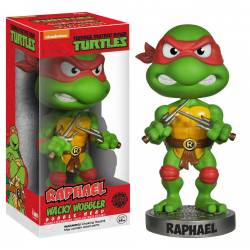 Teenage Mutant Ninja Turtles Wacky Wobbler Bobble-Head Raphael 15 cm Funko