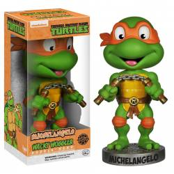 Teenage Mutant Ninja Turtles Wacky Wobbler Bobble-Head Michelangelo 15 cm Funko