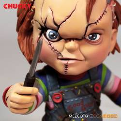 Child´s Play Stylized Roto Action Figure Chucky Puppet 15 cm
