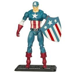 Marvel Universe: Captain America 10 cm