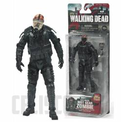 Mcfarlane Toys Tv Series Action Figures The Walking Dead Series 4 - Riot Gas Mask Zombie 12 cm