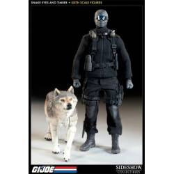 GI Joe: Snake Eyes and Timber Sixth Scale Figure Set