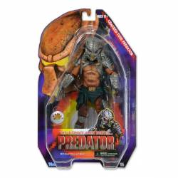 Predator: Series 13 7 inch Action Figure Cracked Tusk Predator NECA