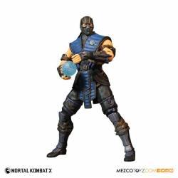 Mezco Toyz Mortal Kombat X Action Figure 1/6 Sub-Zero 30 cm